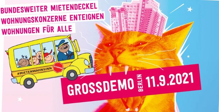 """Bild des Dresdener Busanreise-Angebots von der Homepage des Aktionsbündnisses """"Mietenwahnsinn stoppen"""""""